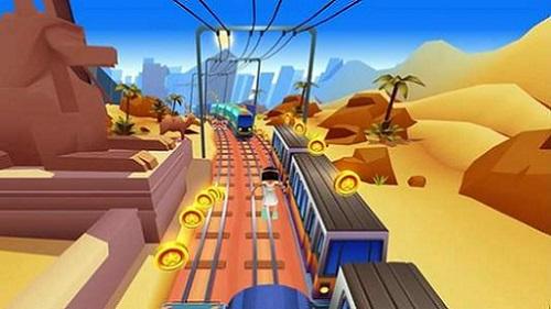 地铁跑酷全部版本-地铁跑酷所有版本大全-地铁跑酷有几个版本